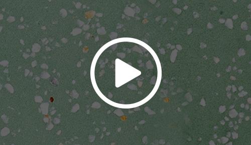 micro terrazzo video