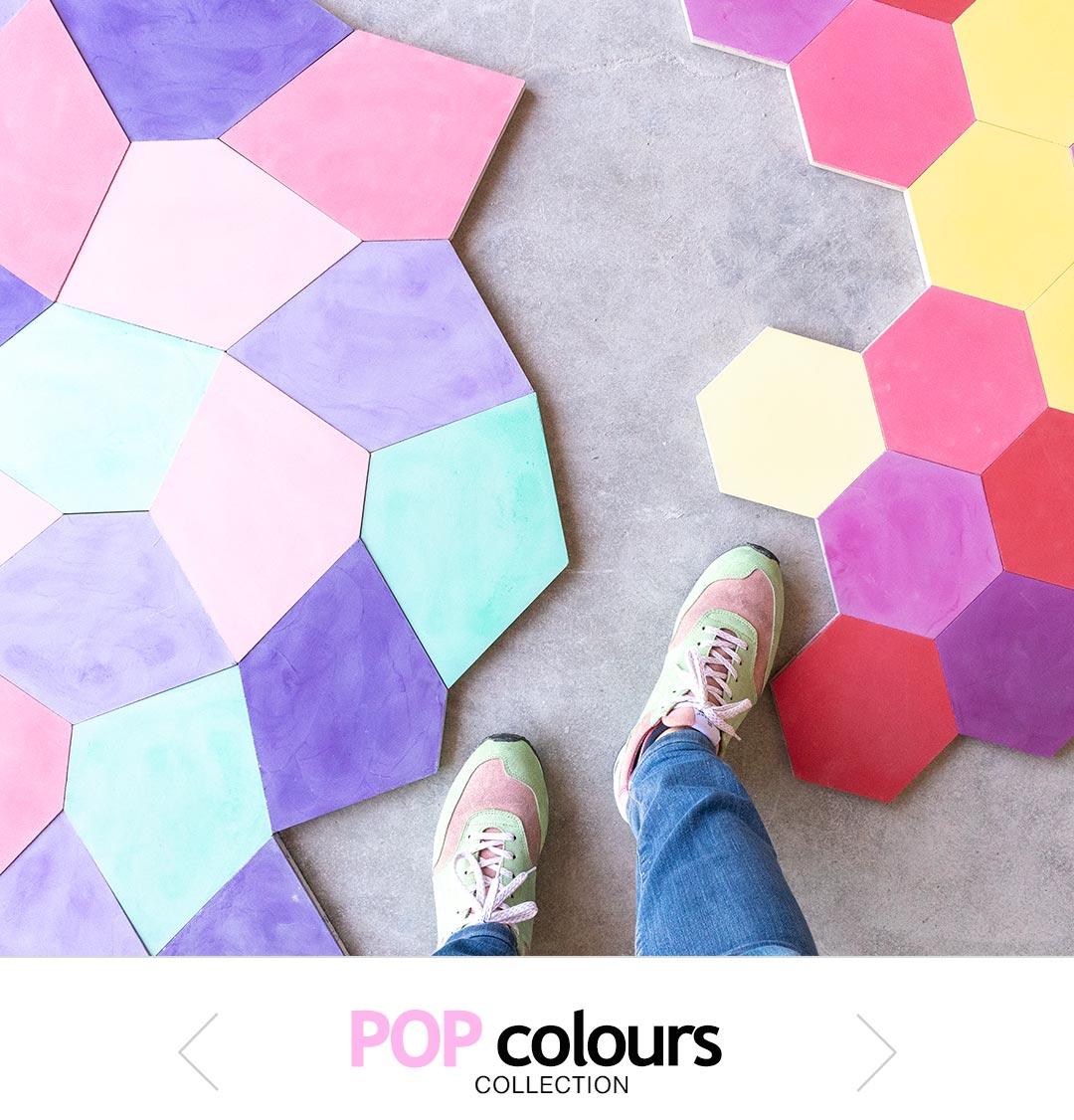 POP Farben